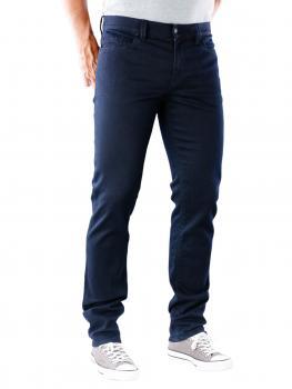 Image of Alberto Pipe Pant Slim Superfit Dual Fx Denim dark blue