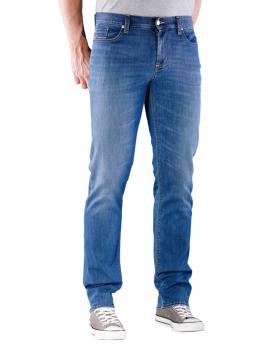 Image of Alberto Pipe Jeans Slim Dynamic Superfit kobalt