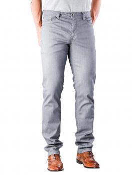 Image of Alberto Pipe Jeans Slim Coolmax Denim grey