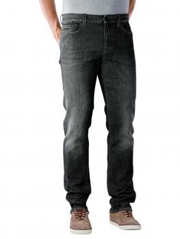 Image of Alberto Pipe Jeans Superfit Denim dark grey
