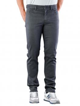 Image of Alberto Pipe Jeans Slim Dual FX Denim anthracite