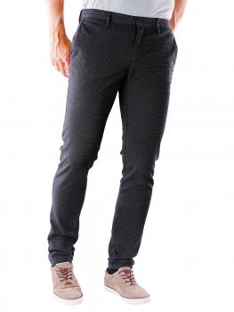 Image of Alberto Rob Pant Smart Pepita grey