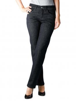 Image of Angels Dolly Jeans Straight rinse night blue