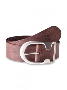 Image of Brad dark brown 50mm by BASIC BELTS