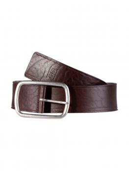 Image of Jim dark brown 45mm by BASIC BELTS