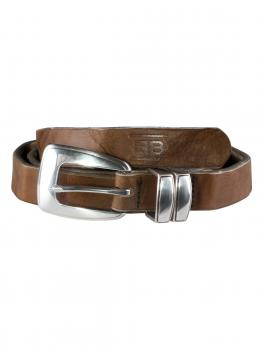 Image of Mia olive 20mm by BASIC BELTS