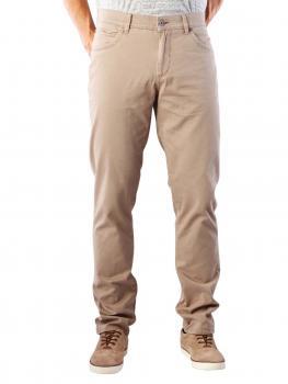 Image of Brax Cadiz Pant Straight Fit beige
