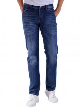 Image of Cross Jeans Antonio Straight dark mid blue