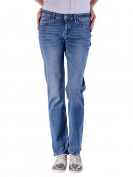 Image of Cross Jeans Rose Straight mud used blue