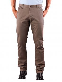 Image of Dockers Pants Alpha Slim Fit dark peeble