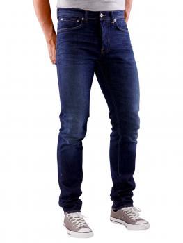 Image of Edwin ED-80 Jeans Night Blue Denim dark trip used