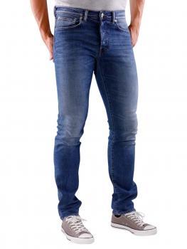 Image of Edwin ED-80 Jeans Night Blue Denim mid trip used