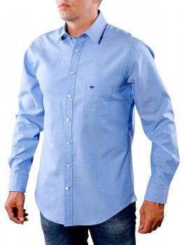Image of Fynch-Hatton Kent Shirt blue flowers