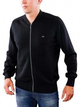 Image of Fynch-Hatton Troyer Soft Pullover black