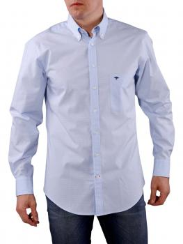 Image of Fynch-Hatton Structures and Minimals Shirt blue