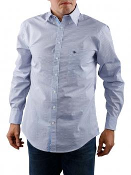 Image of Fynch-Hatton Prints and Minimals Shirt white