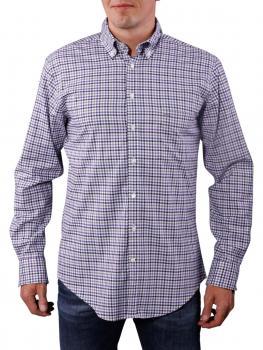 Image of Fynch-Hatton Combi Check Shirt dune