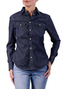 Image of G-Star Western Kick Denim Shirt Slim rinsed