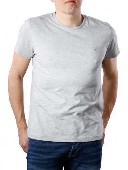 Image of Gant The Original T-Shirt light grey melange