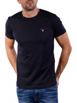 Image of Gant The Original Slim T-Shirt black