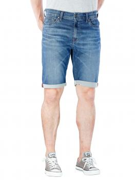 Image of Pepe Jeans Cage Cut Short 11oz gymdigo denim