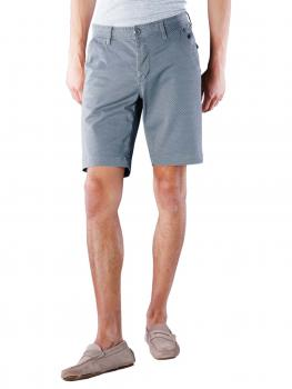 Image of PME Legend Low Pass Shorts Cotton Linen grey