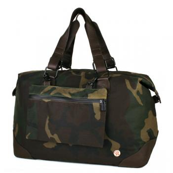 Image of Lafayette Waxed Duffle Bag [MD]
