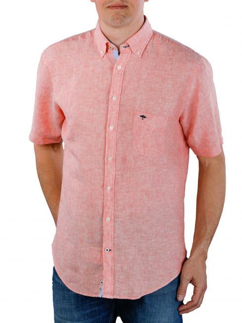 Fynch-Hatton Soft Solid Linen BD ruby