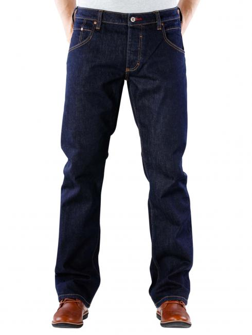 Mustang Michigan Straight Jeans dark blue
