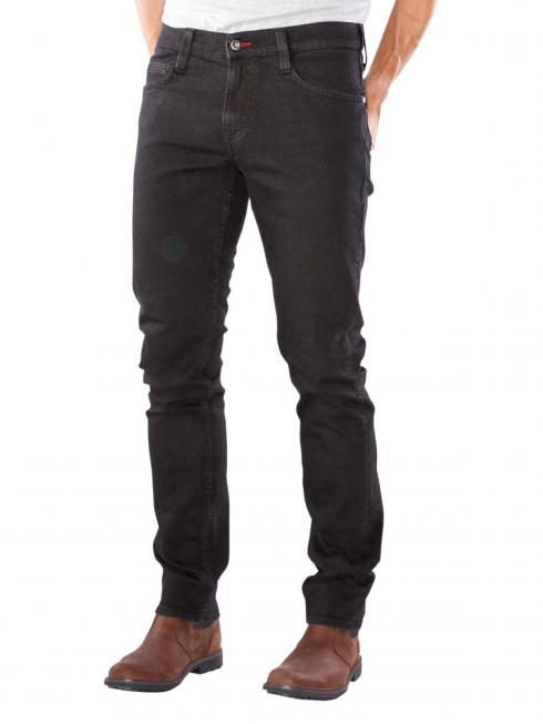 Mustang Oregon Tapered Jeans black black
