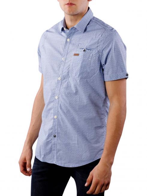 PME Legend Shirt SS Gingham dobby