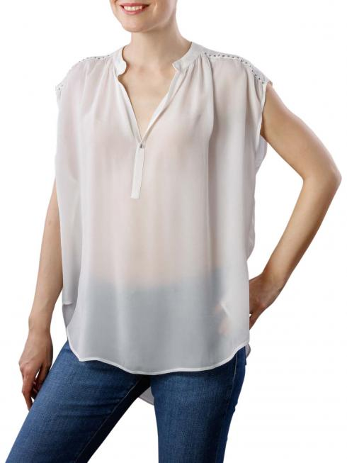 Replay Shirt No Sleeve blue