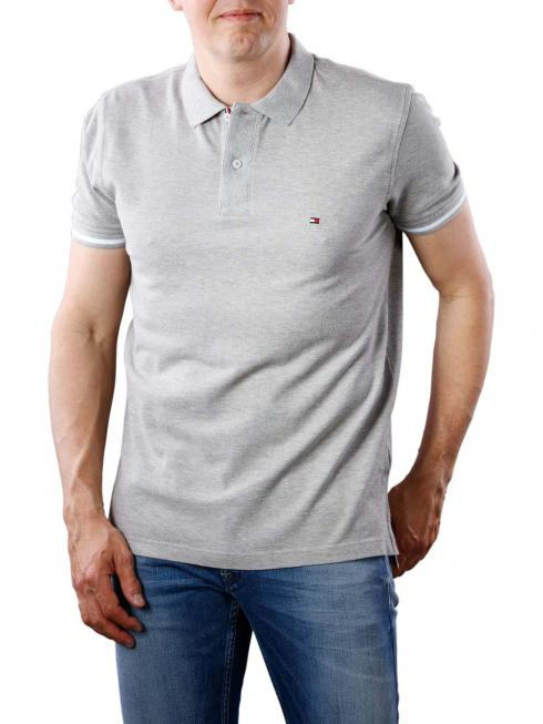 Tommy Hilfiger Basic Tipped Regular Polo cloud heather