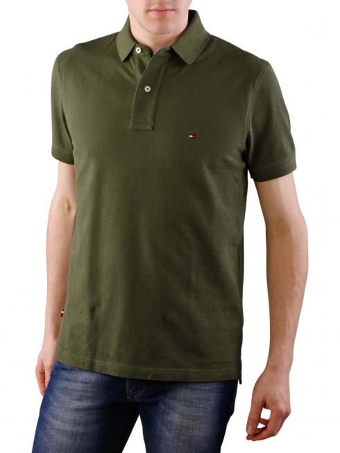 Tommy Hilfiger Polo Knit rifle green
