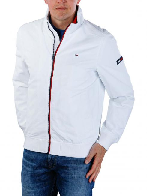 Tommy Jeans Essential Casual Bomber classic white