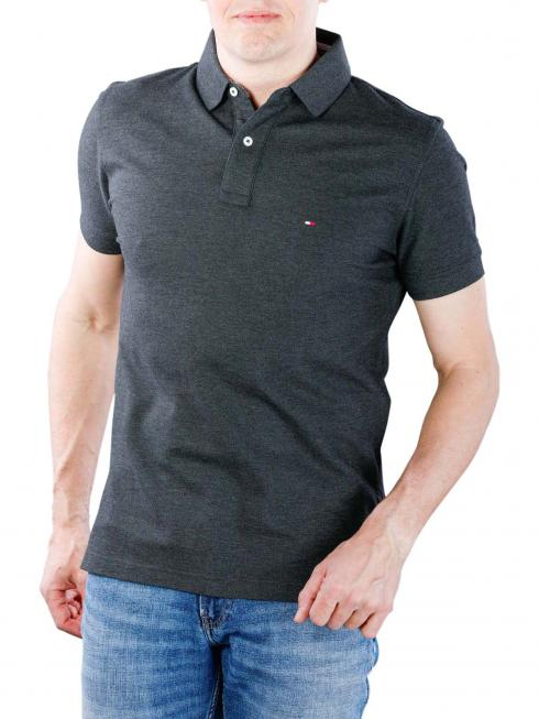 Tommy Hilfiger Regular Polo charcoal heather