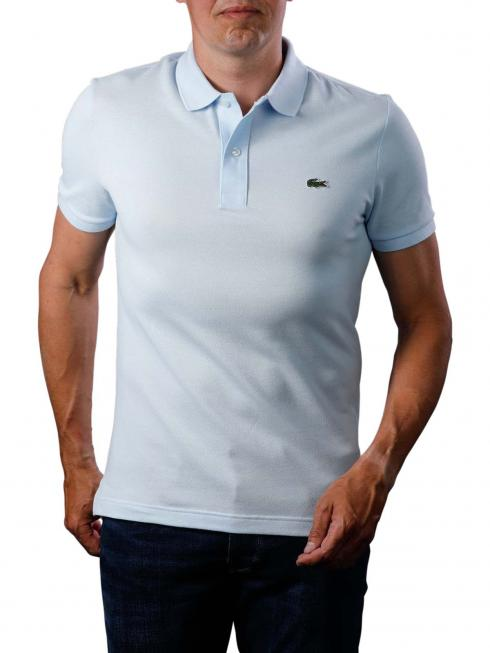 Lacoste Polo Shirt Slim Short Sleeves ruisseau
