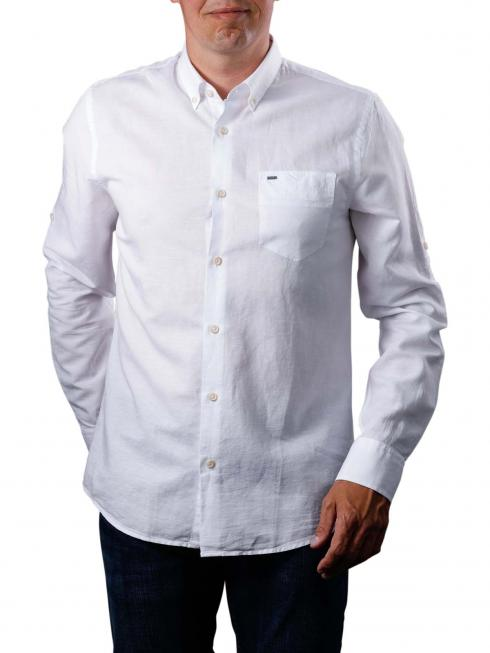 Vanguard Long Sleeve Shirt Summ weiss