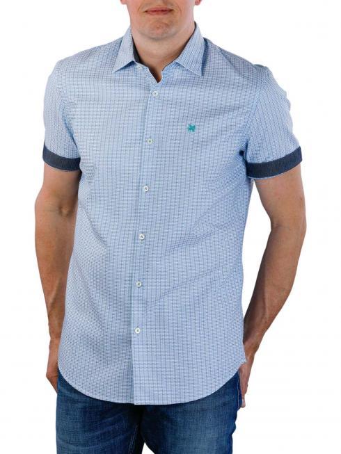 Vanguard Short Sleeve Shirt park blau