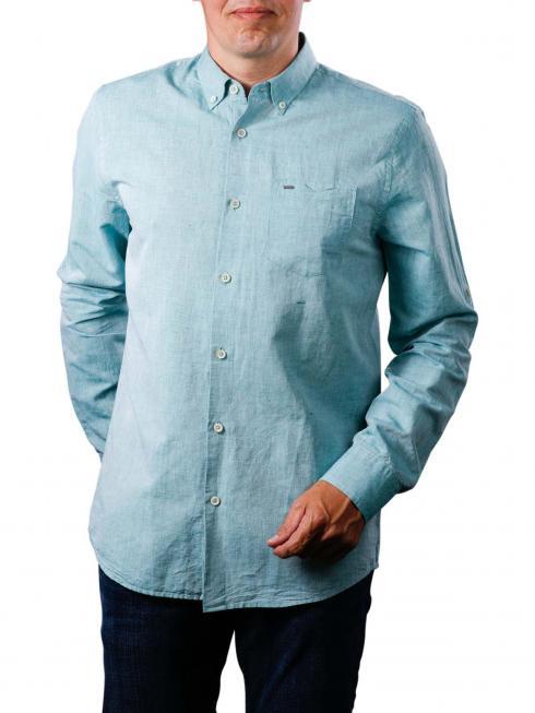 Vanguard Long Sleeve Shirt Summ green