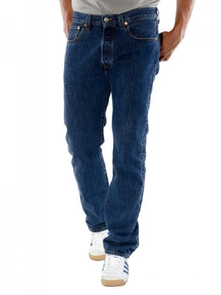 pics photos levis 501 herren jeans dark stonewash. Black Bedroom Furniture Sets. Home Design Ideas