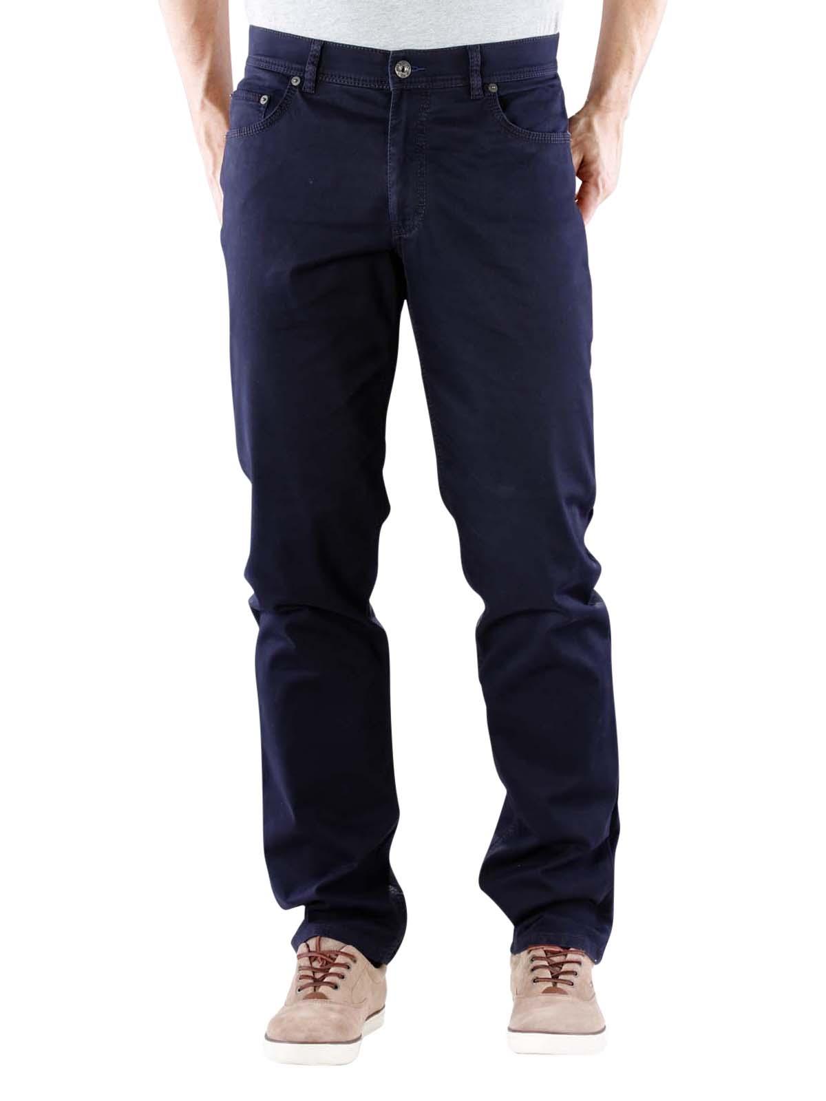 unique design popular stores new images of Brax Cooper Pant Straight Fit perma blue