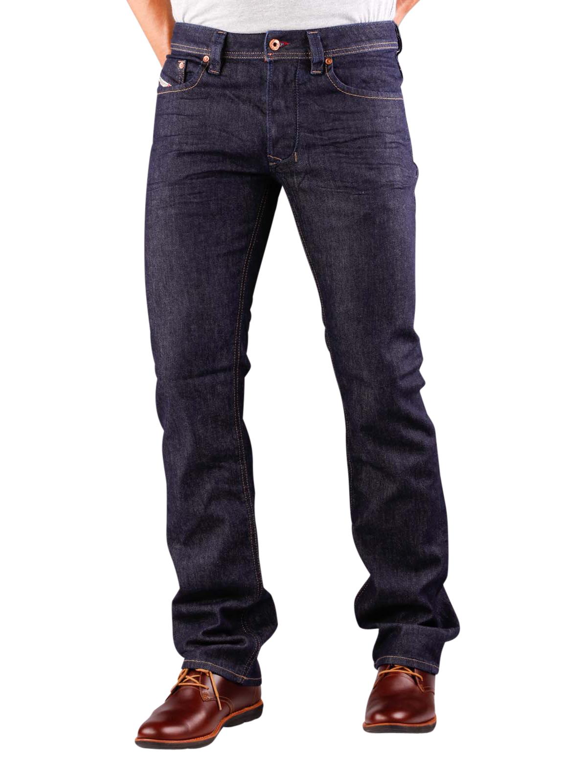 517e20da Fast Delivery | Diesel Larkee Jeans Straight dark blue ... - McJeans.ch