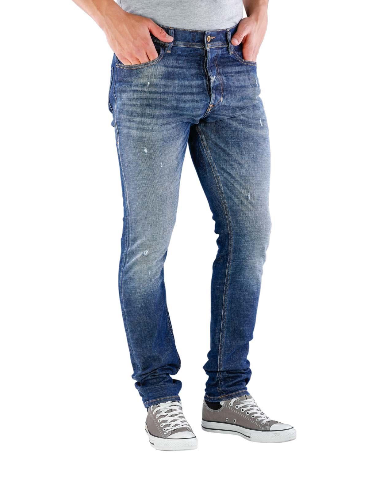 timeless design 6ea07 20a6f Diesel Tepphar Jeans Skinny 87AT