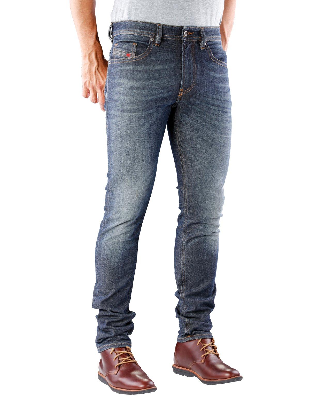 miglior servizio 63062 ff1a7 Diesel Thommer Jeans Slim 84ZU