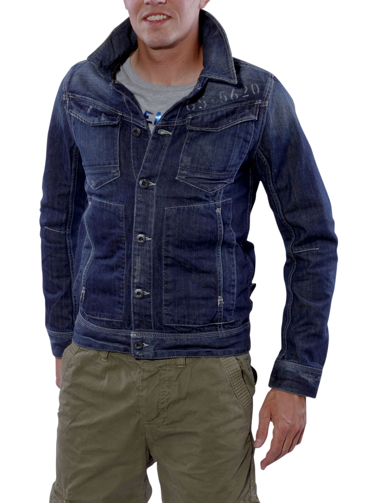 G Star Denim Jacket Sale - Bronze Cardigan