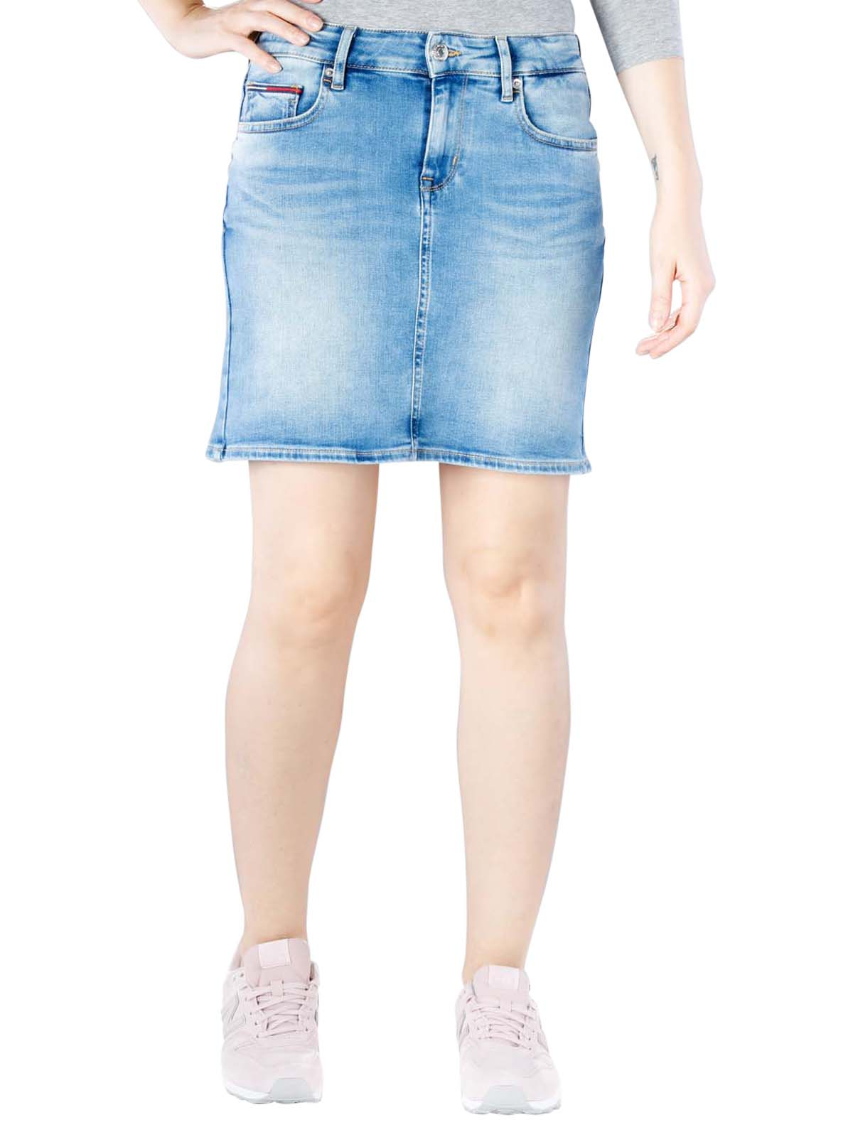 Clothing, Shoes & Accessories Women's Clothing Obliging Warehouse Denim Skirt 12