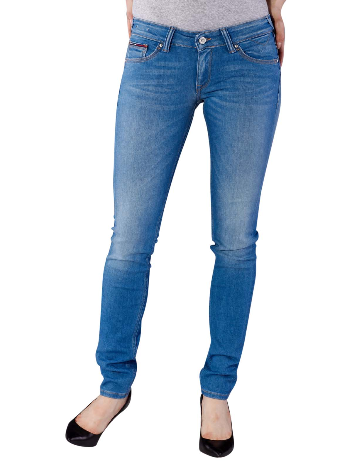 e80e5f7e95a Fast Delivery   Tommy Jeans Sophie Skinny Fit santa ... - McJeans.ch