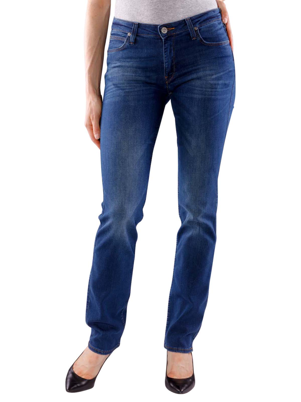 c243d9dc Fast Delivery | Lee Marion Straight Jeans night sky ... - McJeans.ch