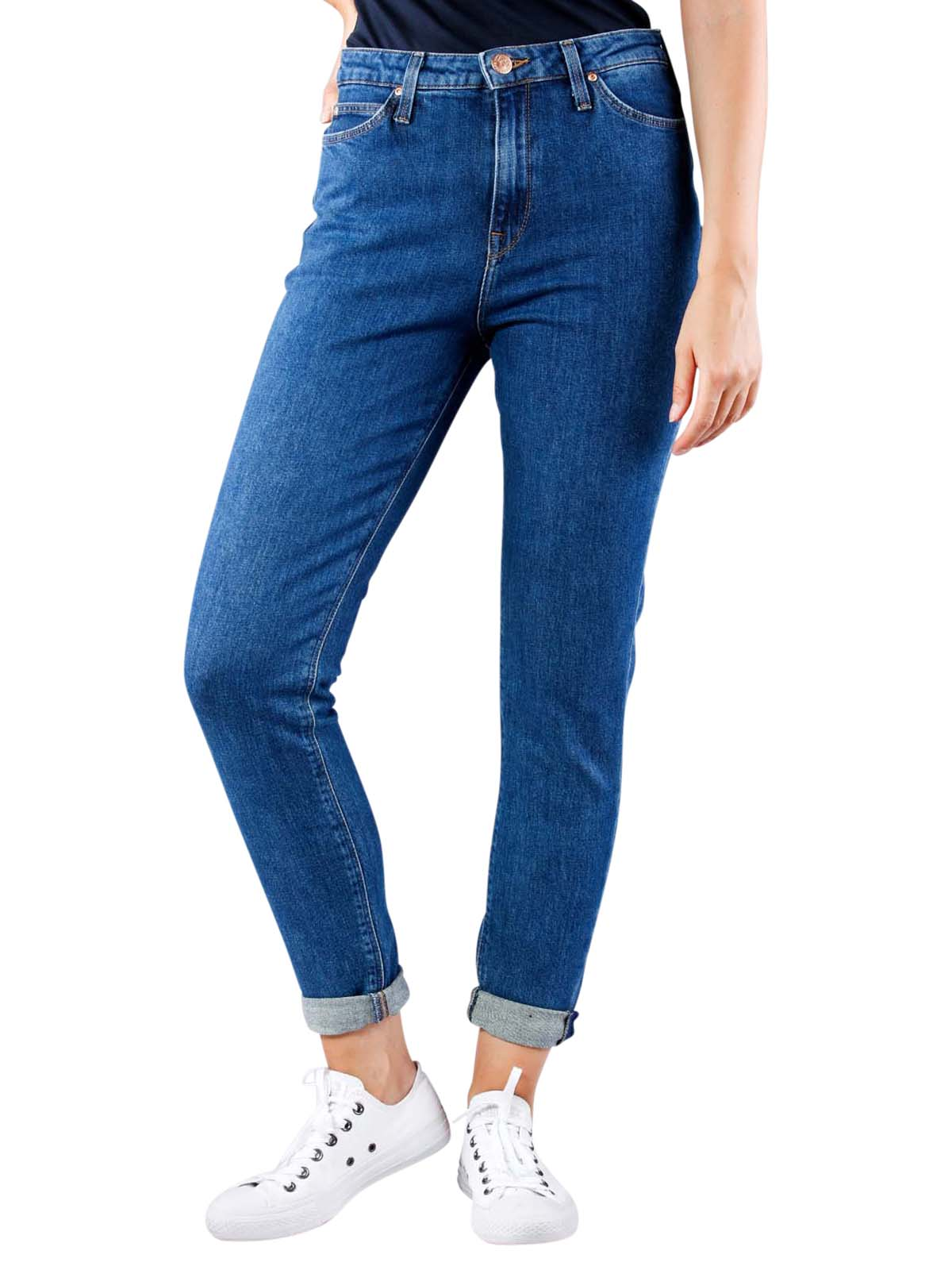 af7ab8028f McJeans.ch - Fast Delivery | Lee Mom Jeans Stretch Tapered acid stone |  Free Shipping - Free Returns